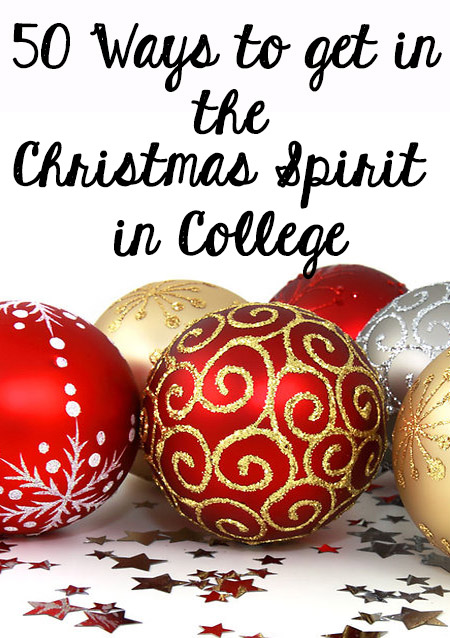 50 christmas spirit