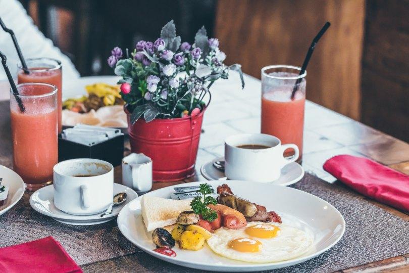 Health & on the go breakfast // Always Sunkissed