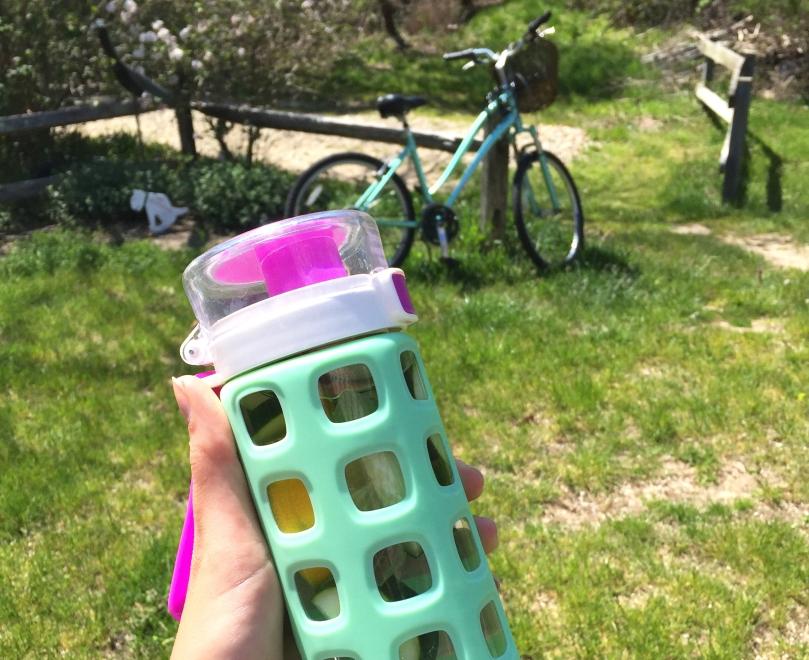 Mint Lemon Cucumber Water | Sunkissed