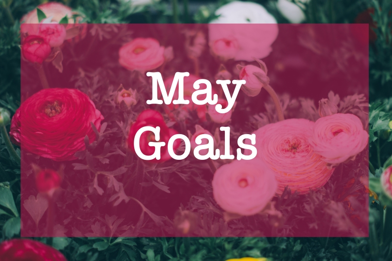 May Goals | Sunkissed
